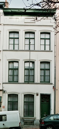 Rue Berckmans 21, 2004
