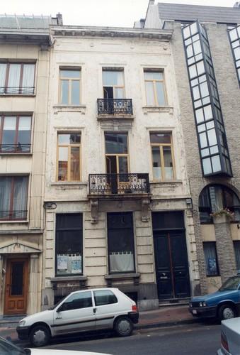 Berckmansstraat 35, 1999