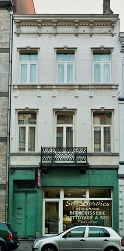 Rue Berckmans 66, 2004