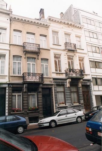 Rue Berckmans 91, 89, 1999