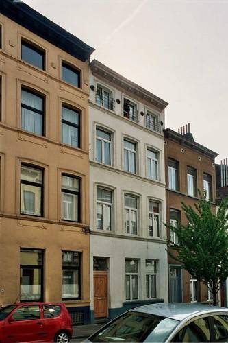 Rue de Bordeaux 7, 2004