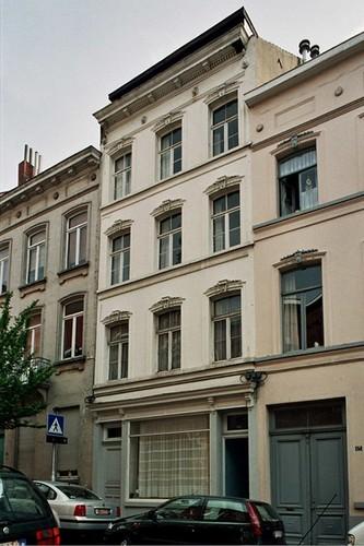 Rue de Bordeaux 19, 2004