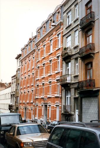 Rue de Bosnie 74, 76, 1997
