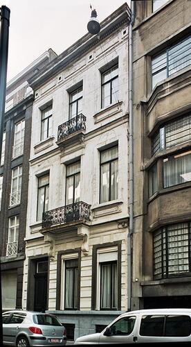 Rue Bosquet 6, 2004