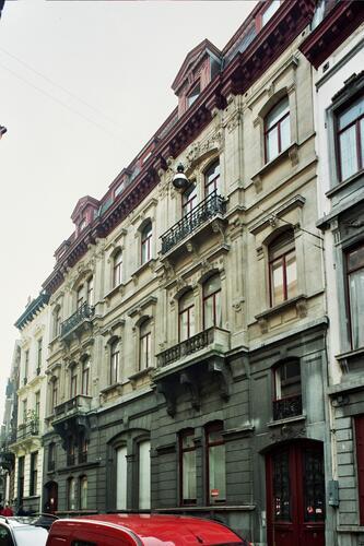 Rue Bosquet 34 et 36, 2004