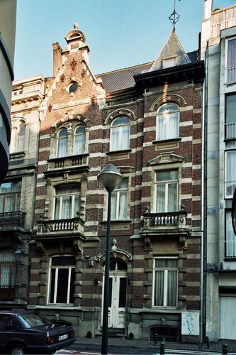 Rue Bosquet 67, 2004