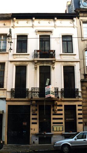 Chaussée de Charleroi 80, 1999