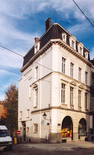 Rue de la Source 94 et chaussée de Charleroi 91-91a, 2003