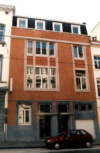 Chaussée de Charleroi 119, 1995