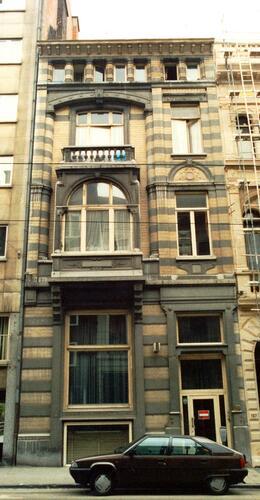 Chaussée de Charleroi 129, 1993