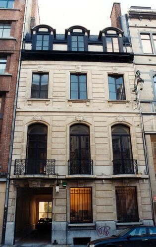 Chaussée de Charleroi 139, 1999