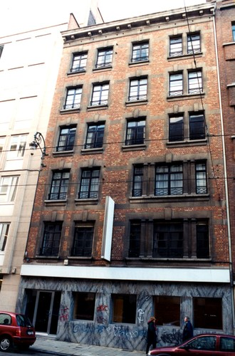 Chaussée de Charleroi 143, 1999