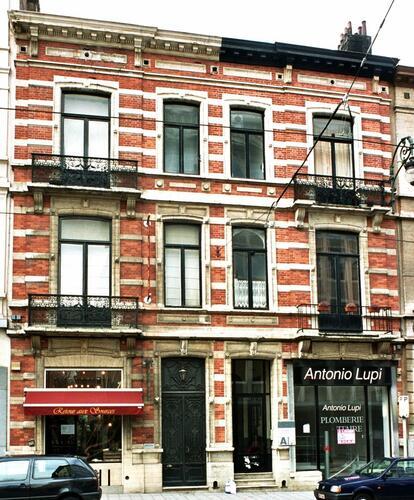 Chaussée de Charleroi 163, 161, 2004