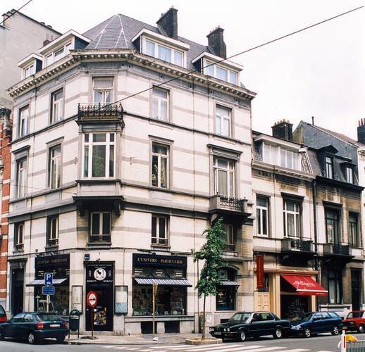 Chaussée de Charleroi 194 et rue Américaine 2, 4, 2003