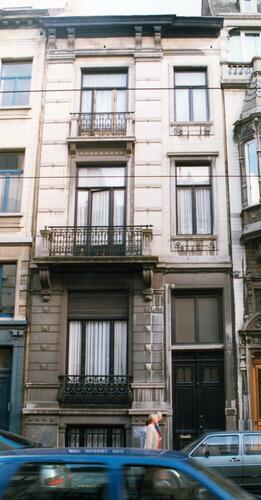 Chaussée de Charleroi 202, 1998