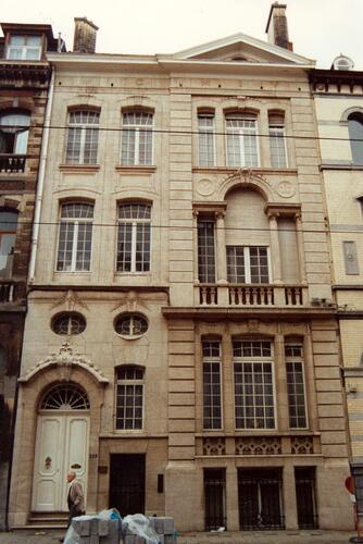 Chaussée de Charleroi 228, 1993
