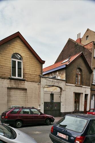 Rue Coenraets 51, 2004
