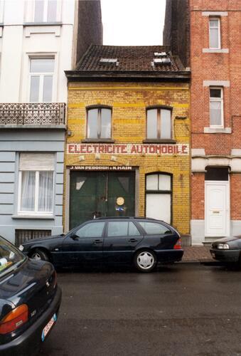 Stenen-Kruisstraat 12, toestand in 1999