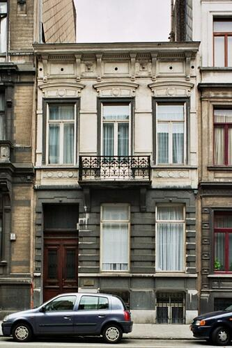 Rue Defacqz 63, 2004