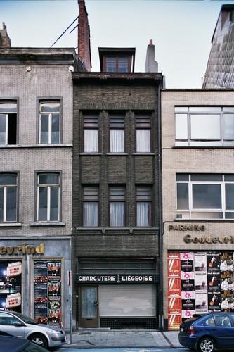 Rue de Mérode 7, 1997