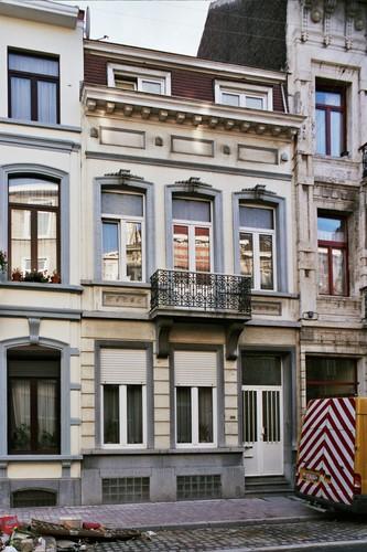 Rue de Mérode 150, 2004