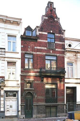 Rue de Mérode 166, 2004