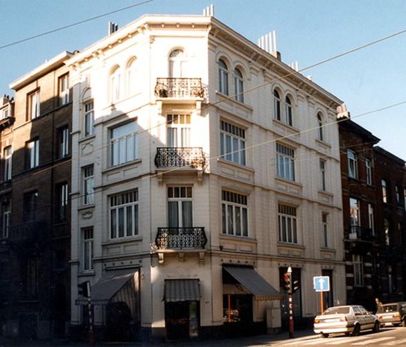 Rue Théodore Verhaegen 193 et Rue de Mérode 183-185, 1997