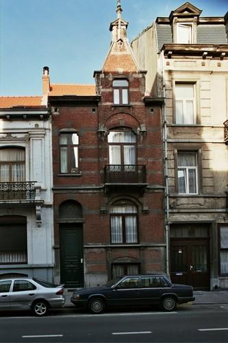 Rue de Mérode 195, état en 1997