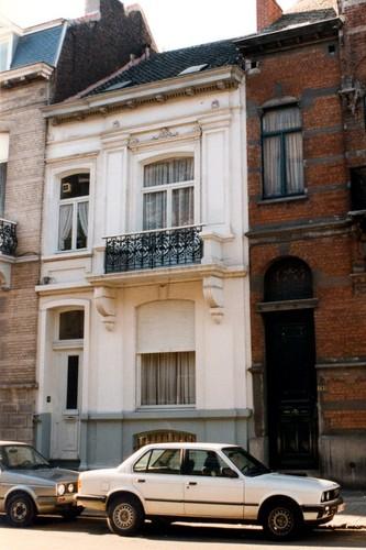 Rue de Mérode 197, 1997