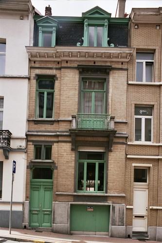 Rue Dethy 36, 2004