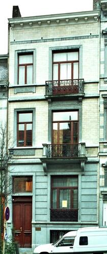 Avenue Édouard Ducpétiaux 72, 2004