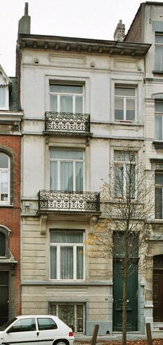 Avenue Édouard Ducpétiaux 94, 2003