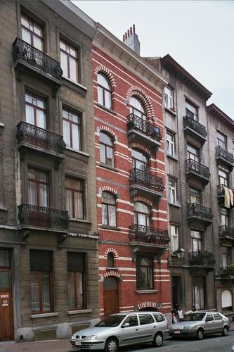 Rue Egide Walschaerts 14, 2004