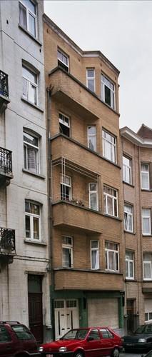 Rue Egide Walschaerts 30, 2004