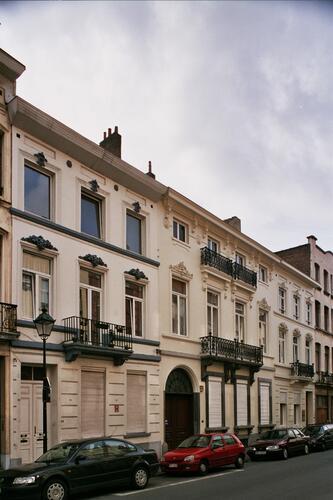 Rue Émile Féron 66, 68 et 70, 2004
