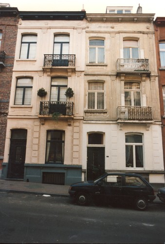 Rue d'Espagne 25, 23, 1995