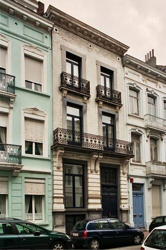 Rue Faider 16, 2004