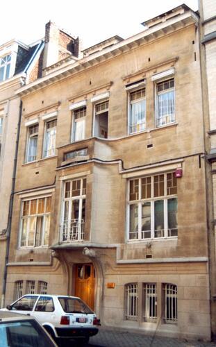 Rue Félix Delhasse 24, 1994