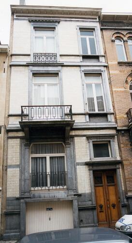 Rue Félix Delhasse 26, 1998