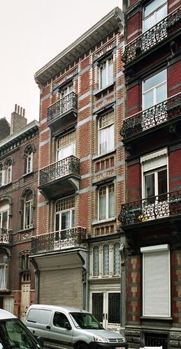 Rue Fernand Bernier 8, 2004