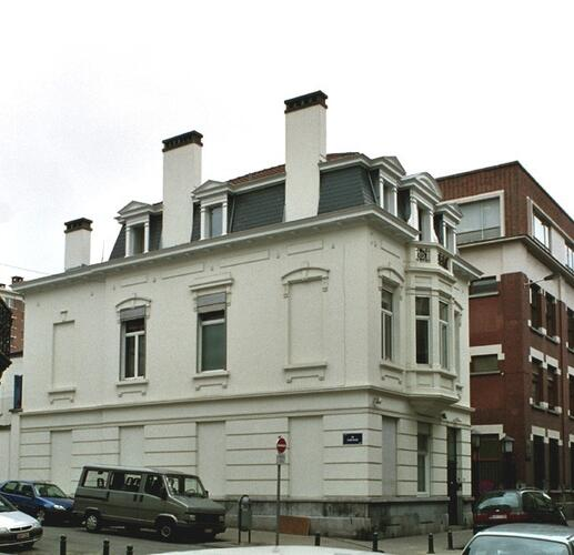 Rue Fernand Bernier 38, anc. bureaux de la direction de l'usine (A), 2004