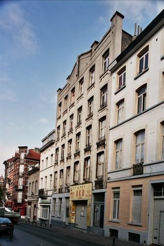 Chaussée de Forest 83-85, 2004