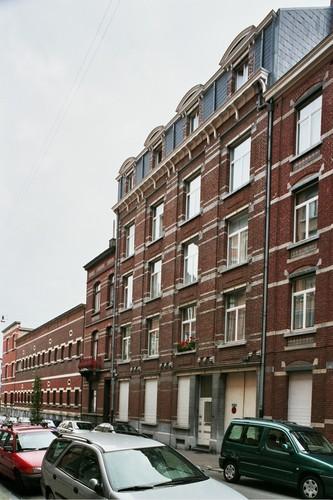 Rue du Fort 84-86, 2004