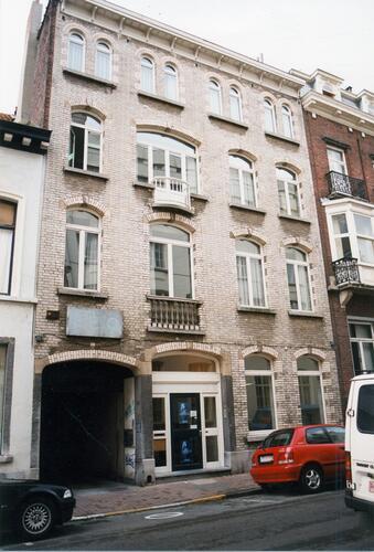 Rue de la Glacière 22, 24, anc. complexe industriel Louis Sanders, 1998