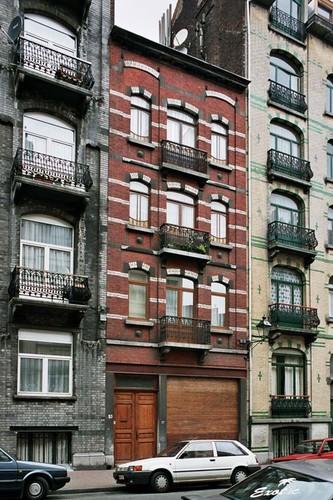 Rue Gustave Defnet 27, 2004