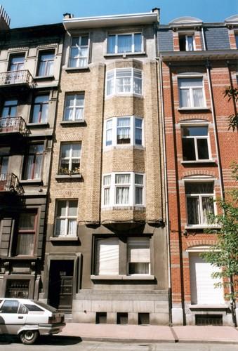 Rue Gustave Defnet 59, 1999