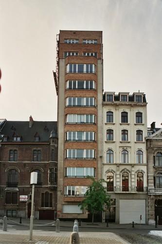 Avenue Henri Jaspar 91, 2003