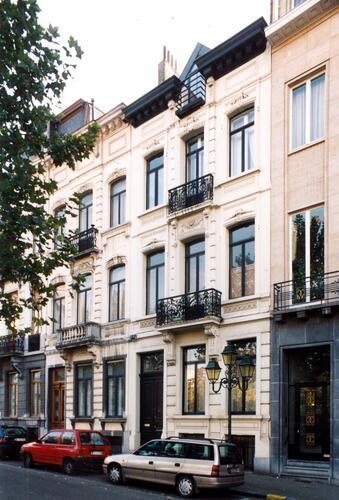 Avenue Henri Jaspar 111, 2003