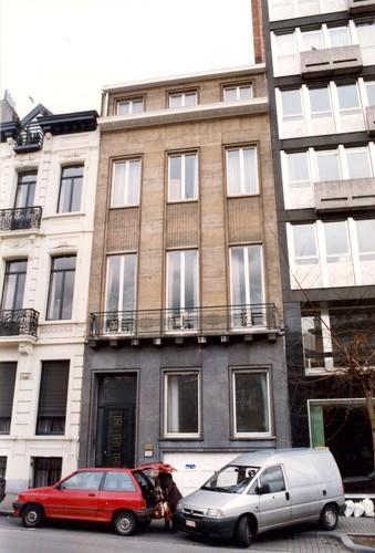 Avenue Henri Jaspar 112, 1998