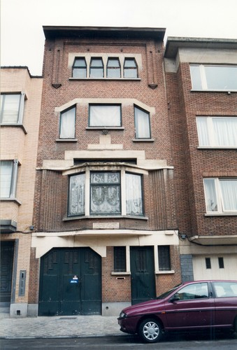Rue Henri Wafelaerts 7, 1998